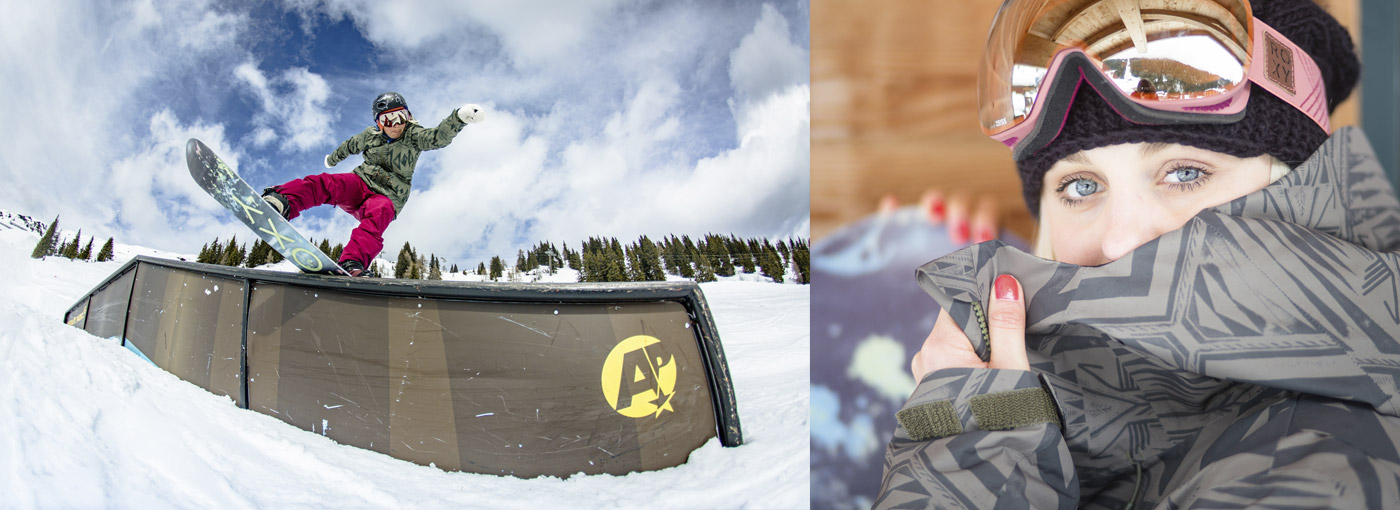 Roxy Snowboards Aimee Fuller